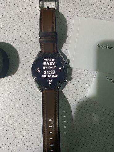Личные вещи - Чок-Тал: HUAWEI watch gt в идеальном состоянии полный комплект( коробка, 2