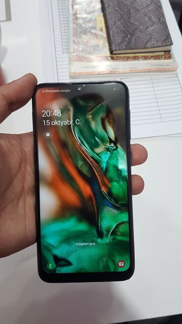 10256 elan | MOBIL TELEFON VƏ AKSESUARLAR: Samsung A10 | 32 GB | Qara