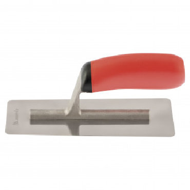 Кельма для венецианской штукатурки, нержавеющая сталь, 200 х 80 мм