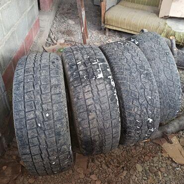 225 70 17 летние шины в Кыргызстан: Продам б/у 265/70/17 договорная есть ещё летние 265/65/17
