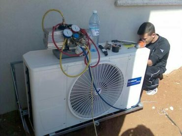 Ремонт кондиционеров, холодильников в Бишкек
