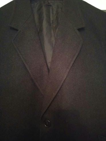 Мужская одежда в Беловодское: Пальто классика качественное турецкое чистая шерсть 50 р в