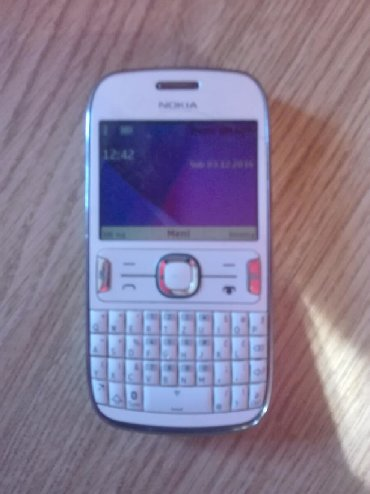 Nokia | Lazarevac: NOKIA C3. ispravan,radni vek baterije pet dana. sva prateca oprema