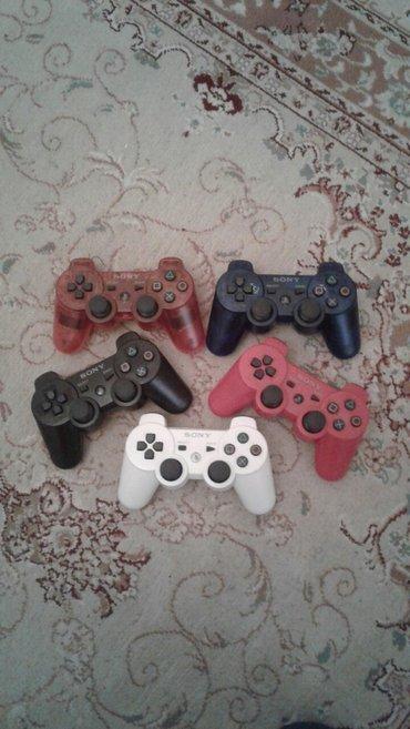 Bakı şəhərində Playstation 3 pultlari..Tezedi..Cox keyfiyetli pultlardi..Qiymet 20 -