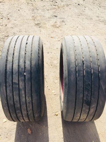 Продаю колеса бочки на прицеп Размер 385/55 R22,5  Диски не ржавые Одн