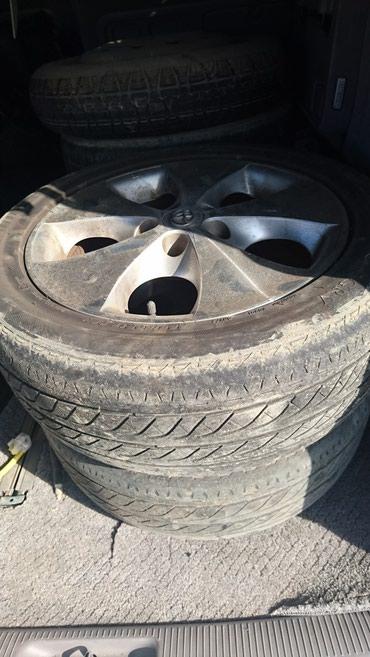 Balakən şəhərində Продам диски на альфард с летней