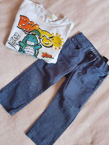 | Futog: Farke i majica vel 2god