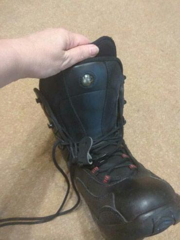 Продам сноубордические ботинки Wild duck, в Бишкек
