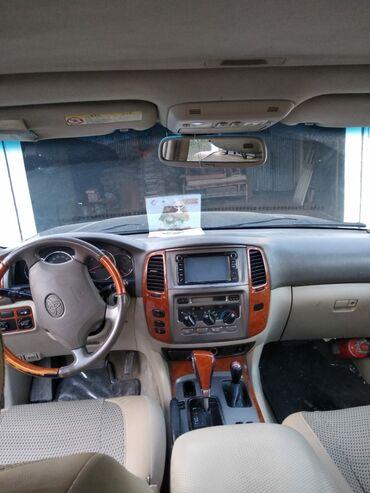 avto verirəm - Azərbaycan: Toyota Land Cruiser 4.4 l. 2004 | 181000 km