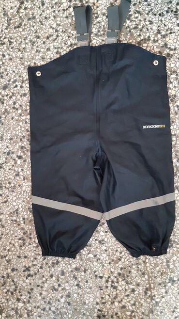 Dečija odeća i obuća - Stara Pazova: Pantalone za kisu br 80