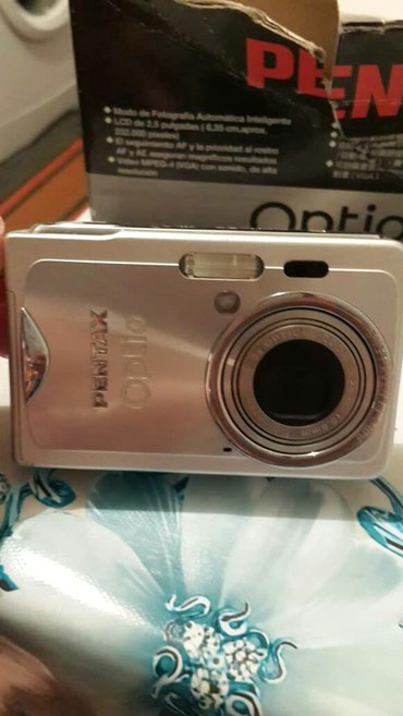 Фотоаппарат с флешкой в Лебединовка