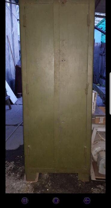 Сейфы - Кыргызстан: Продаю металлический сейф .Цена 6000т.с. Окончательно