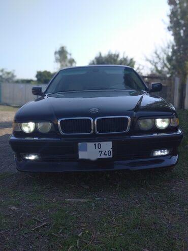BMW 740 4.4 л. 2000 | 25000 км