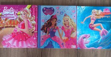EGMONT Barbie knjige