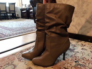 Деми ботиночки, удобные, размер38😍👍🔥реальной клиентке уступлю! ))) в Бишкек