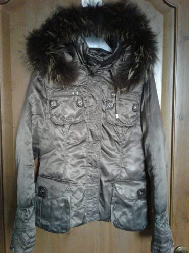 Женская куртка деми, короткая с в Бишкек