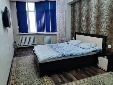 Долгосрочная аренда квартир - 2 комнаты - Бишкек: 2 комнаты, 82 кв. м С мебелью