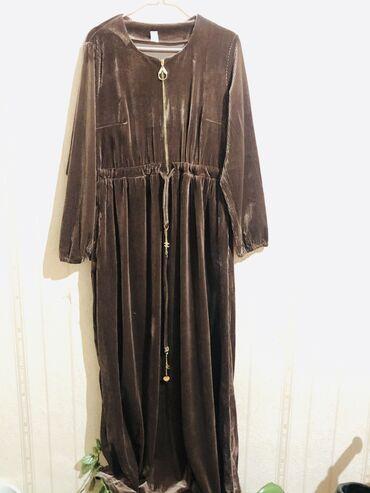 Платья - Кыргызстан: Платье длинное,для сестёр мусульманок.Можно одевать для Намаза и для