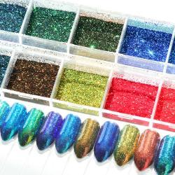 Personalni proizvodi | Zajecar: Kameleon set za ukrasavanje nokta 12u1 Cena: 450din