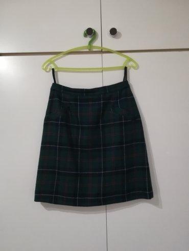Runske vune - Srbija: Suknja, broj 8 ( evropsko s). Brend, giorgio sant angelo. Dužina 46 cm