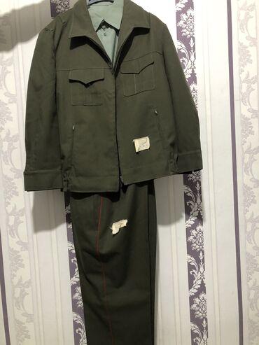 длинные вечерние платья с длинным рукавом в Кыргызстан: Форма военная. Новая. Размер 48-50. Есть рубашки. Тоже новые. С длинны