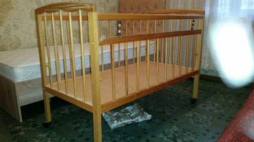 Кроватка детская до 2-3 в Бишкек