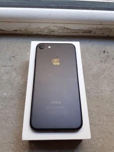 black afgano ideal в Азербайджан: Б/У iPhone 7 32 ГБ Черный (Jet Black)