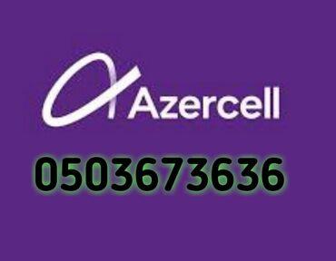 Мобильные телефоны и аксессуары - Азербайджан: Vip Azercell nömrə satılır. Nömrə eyni zamanda bonusludur. Yeni ayda 1