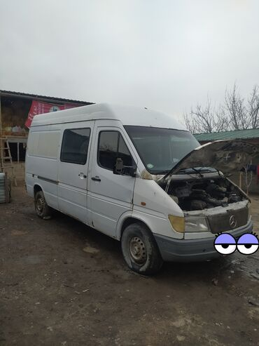 Mercedes-Benz Sprinter 2.9 л. 2000
