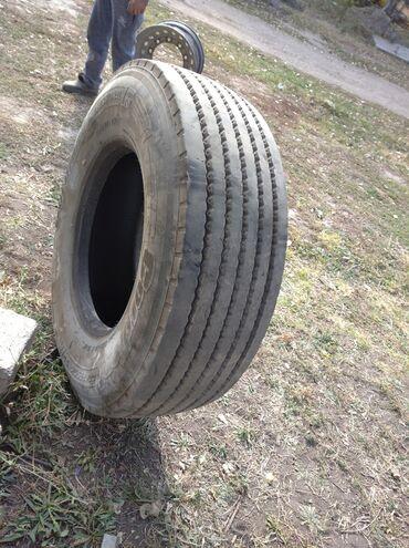 грузовые шины 385 в Кыргызстан: Есть маленький пакоц Размер:385/65R22,5