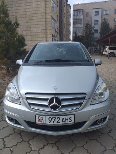 Mercedes-Benz B-class 1.7 л. 2010   120000 км