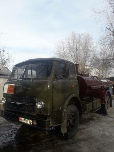 грузовики в Кыргызстан: Срочно продам МАЗ в идеальном состоянии, на длинной рамменовая резин