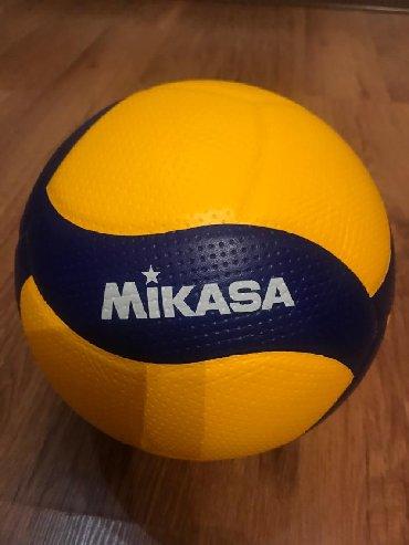 Мячи - Бишкек: Волейбольные Мячи Фирма Микаса Профессиональные Оригинал 100%