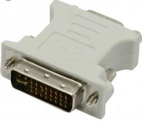 кабели синхронизации vga в Кыргызстан: Переходник DVI-VGA аналоговый. Новый