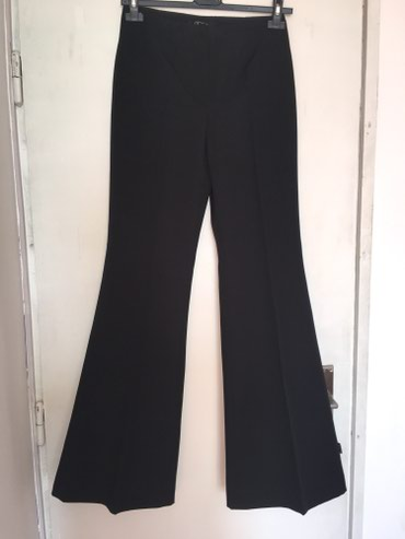 PS fashion pantalone, crne, nove, broj 36. - Belgrade