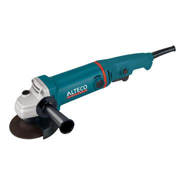 Угловая шлифмашина ALTECO AG 900-125 применяется для различных видов