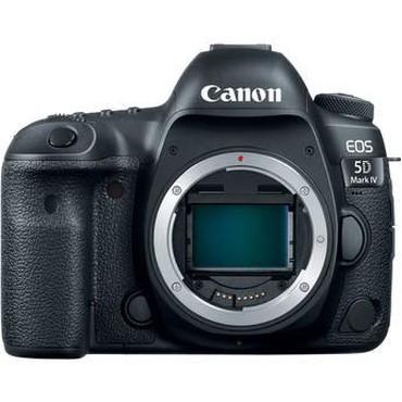 canon eos 5d mark ii в Азербайджан: Canon eos 5D mark IV body teze