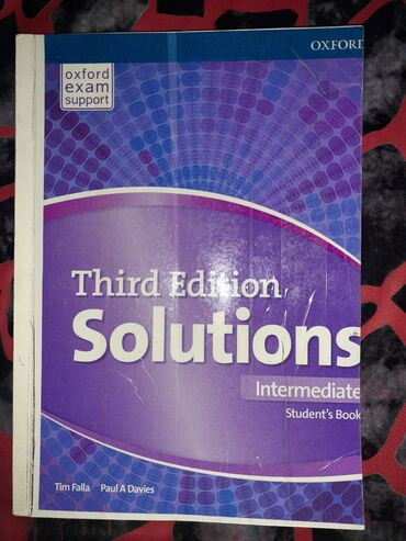 Английский язык Уровень- intermediate Student book,цветнаяСостояние