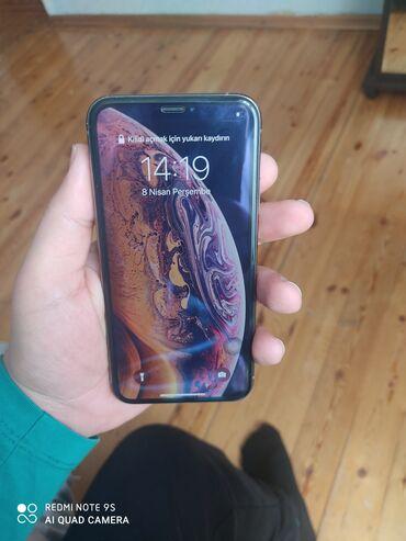 IPhone Xs | 64 GB | Qızılı | İşlənmiş