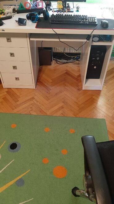 Decije sobe - Srbija: Ormar,komoda,radni sto i police za deciju sobu Osim ormara sve je