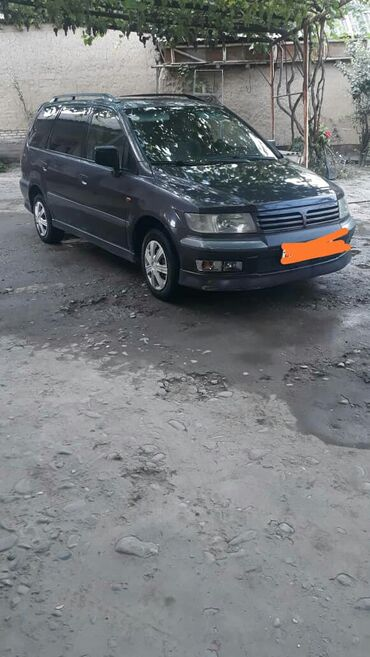Mitsubishi в Джалал-Абад: Mitsubishi Space Wagon 2.4 л. 1998 | 250000 км