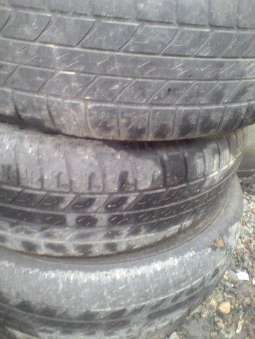 продаю резину 17.255. 65 .4 штуки протектор видно на фото in Бишкек