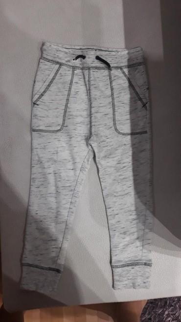 Ostala dečija odeća | Valjevo: Donji delovi trenerke za decaka