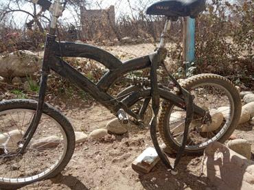 Продаю велосипед б/у на подростка 10- 14 в Чолпон-Ата