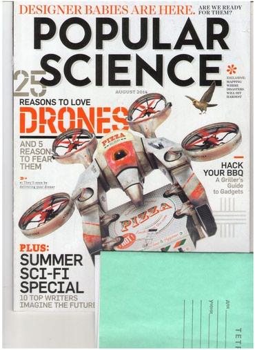"журналы тачки в Кыргызстан: Журналы ""Popular Science"" на английском языке"