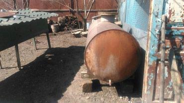 Qusar şəhərində Бак для воды 2.5 тонны чермет. толщина