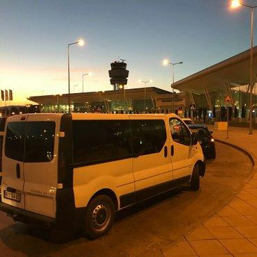 Kombi prevoz putnika 8+1,u  zemlji i inostranstvu,za vece kilometraze  - Nis