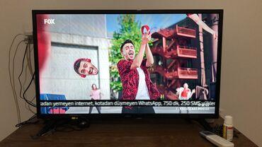 aka - Azərbaycan: Az işlənmiş SMART android tv. Youtube, Google Netflix var. 32 düym