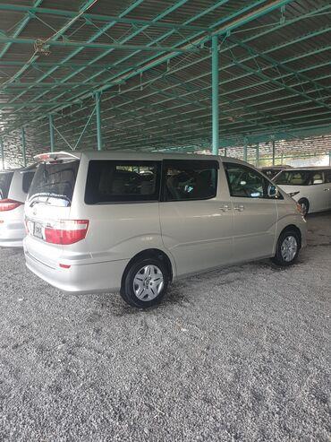 Транспорт - Военно-Антоновка: Toyota Alphard 3 л. 2003 | 148900 км