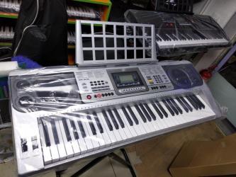 Elektron pianino - Azərbaycan: Sintezator elektron pianino 5 oktava həcmində + orginal pianino səsini